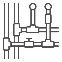 Inžinerinių tinklų montavimas